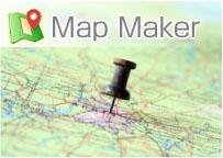 地図マーカー