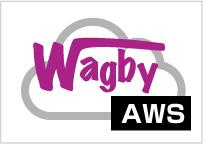 Wagbyクラウド on AWS